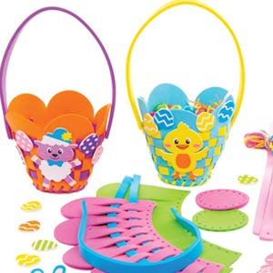 Easter Basket Making