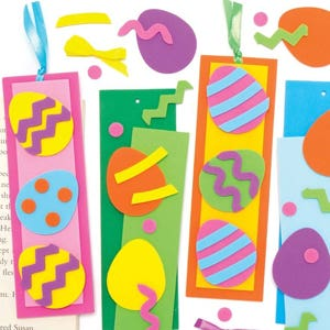 Easter foam Crafts