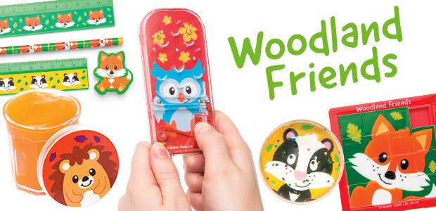 woodland-friends