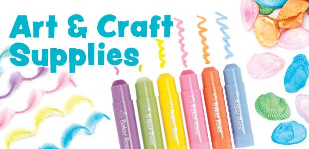 Art Craft Supplies