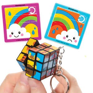Jigsaws and Puzzles